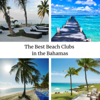 The Best Beach Clubs in the Bahamas