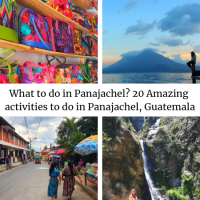 What to do in Panajachel? 20 Amazing activities to do in Panajachel, Guatemala