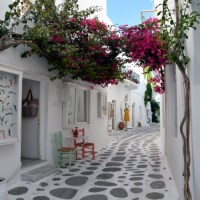 The authencity of Paros, Greece