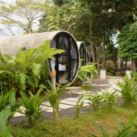 Accommodation Review The Culvert in Sarawak, Borneo