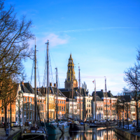 Two days Itinerary Groningen, The Netherlands