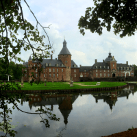 Anholt Castle: a hidden treasure in Germany