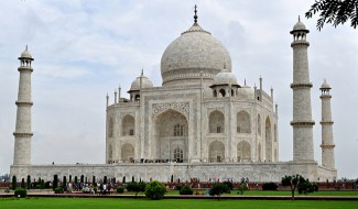 © Flickr.com: Taj Mahal
