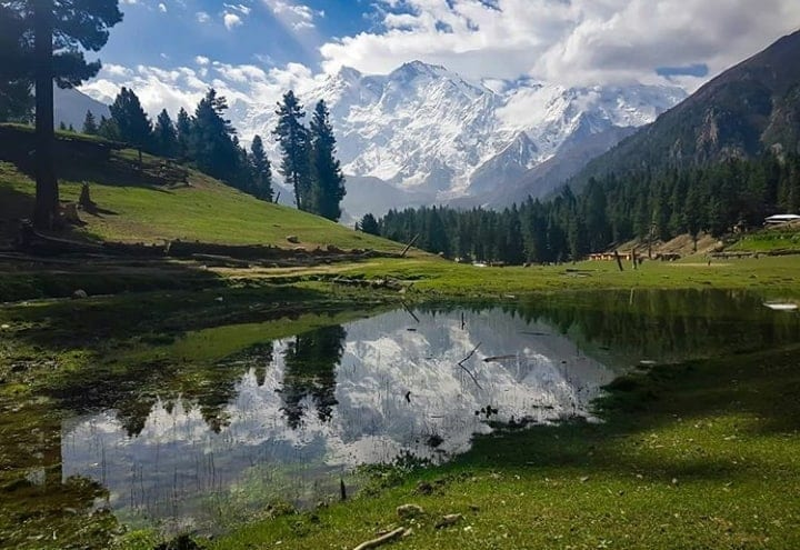 Girls Who Travel | Exploring the Fairy Meadows of Pakistan