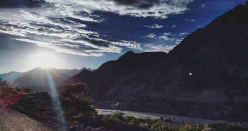 Traveling through Chilas in Pakistan   Girls Who Travel