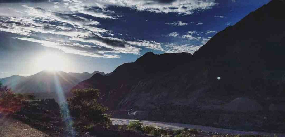 Traveling through Chilas in Pakistan | Girls Who Travel