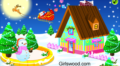 Christmas Wall Decorating Ideas Pastel Decor House Games 940x1409