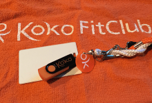 Working Out at Koko FitClub