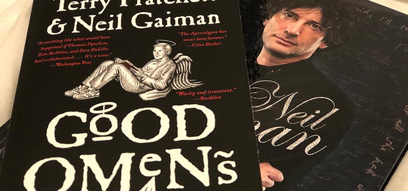 Interview with Neil Gaiman