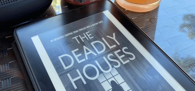 The Deadly Houses by Charlie Gallagher