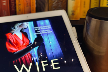 The Wife by Shalini Boland