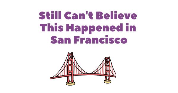 My San Franciscco Anosmia Story