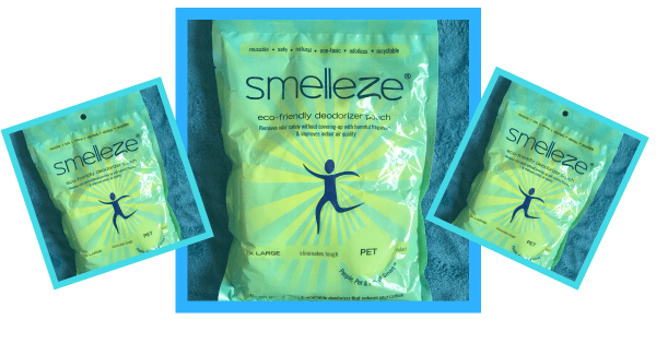 picture of Smelleze Pet Deodorizer Pouch