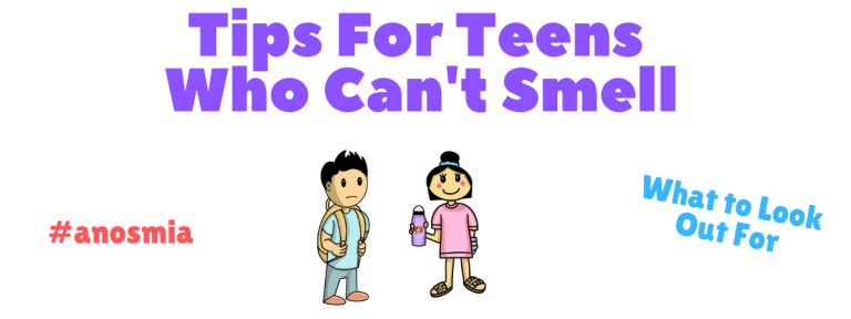 Tips For Teens Who Cant Smell By The Girl Who Cant Smell