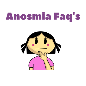 Anosmia FAQ By The Girl who Cant smell website