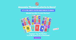 Anosmia Loteria Announcement Facebook
