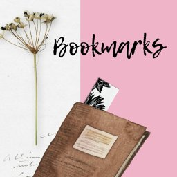 Girl Who Loves Pink! Bookmarks