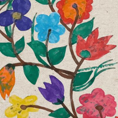 Painting Flowery!