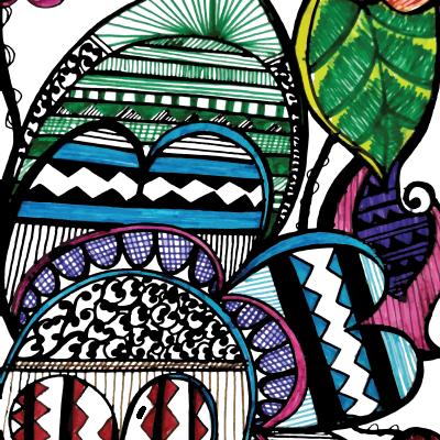 Aztec Strokes