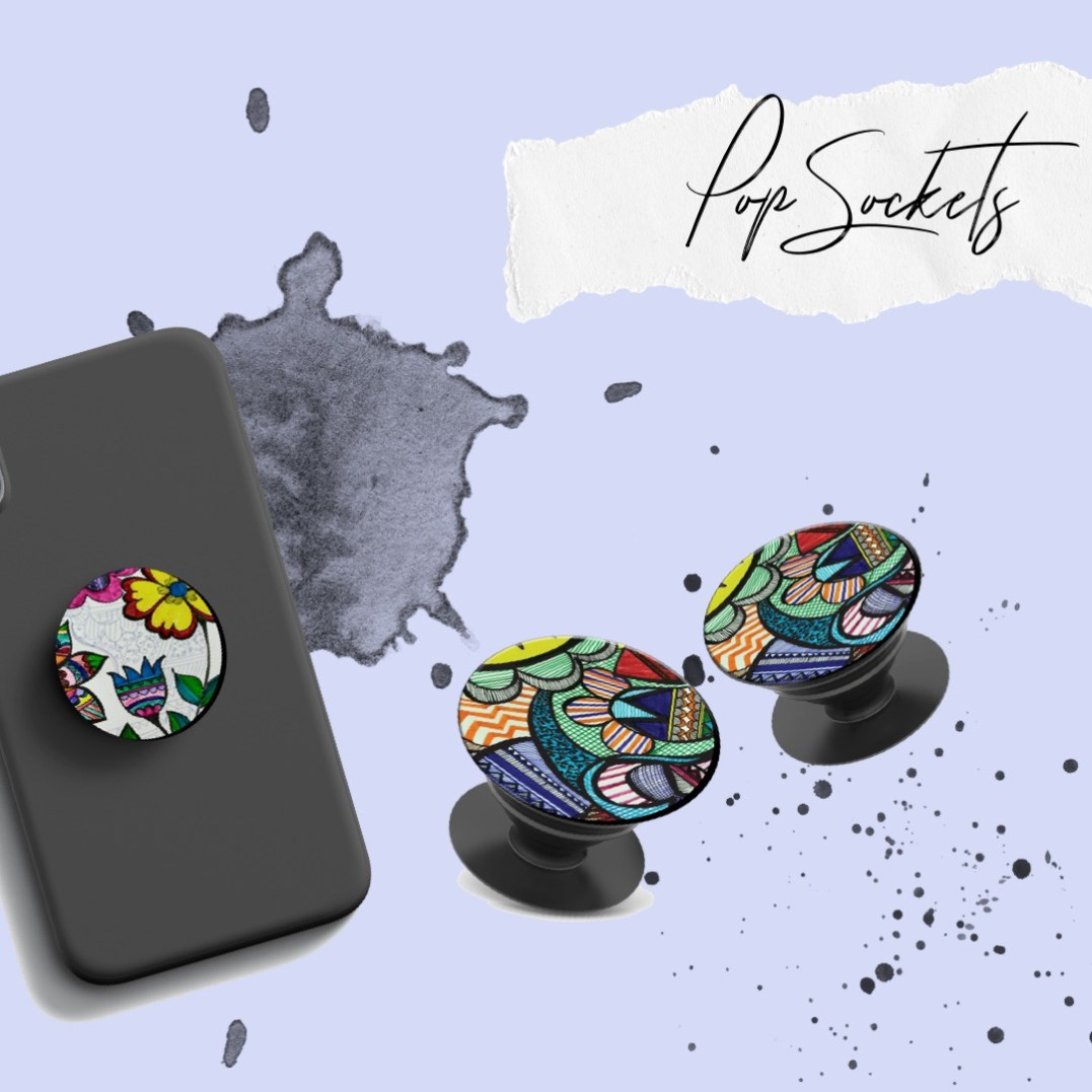 Mobile Pop Sockets PartB