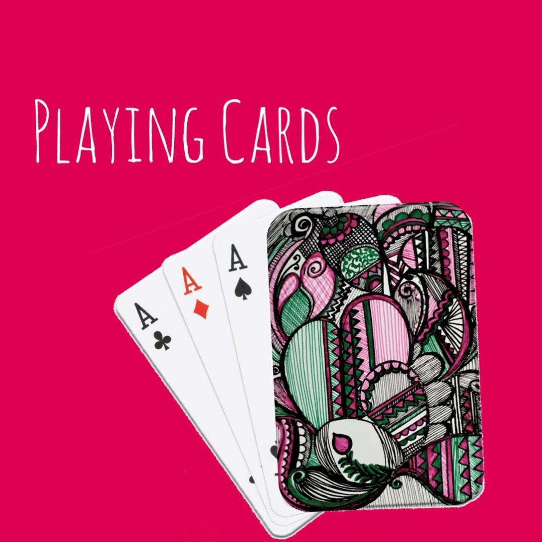 Playing Cards PartB