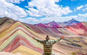The Ultimate South America Bucket List, How to Get to Rainbow Mountain in Peru, Girl Who Travels the World