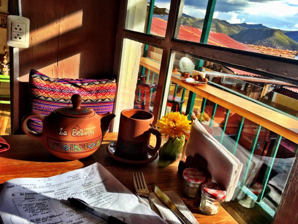 Best Hotels in Cusco, Peru ~ La Bo'M Hostal & Creperie