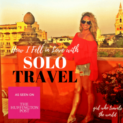 How I Fell in Love with Solo Travel