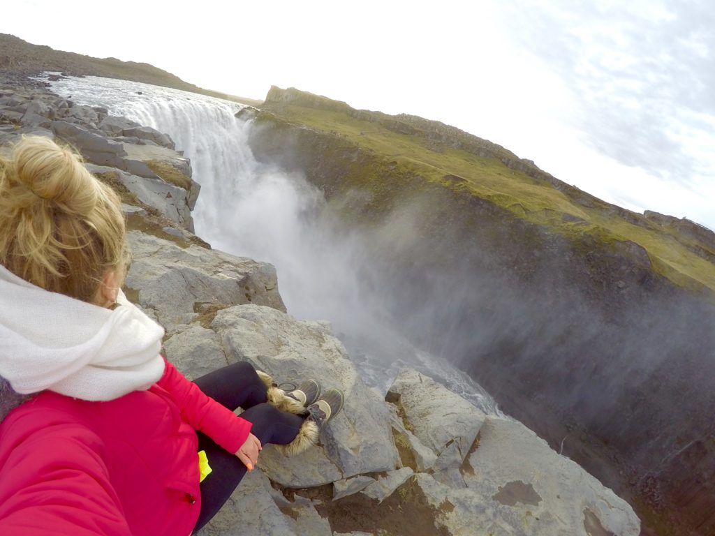 Detifoss Waterfall, Iceland