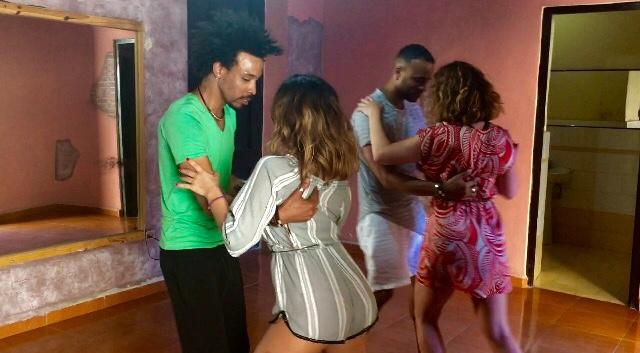 Salsa Lessons in Cuba, Havana