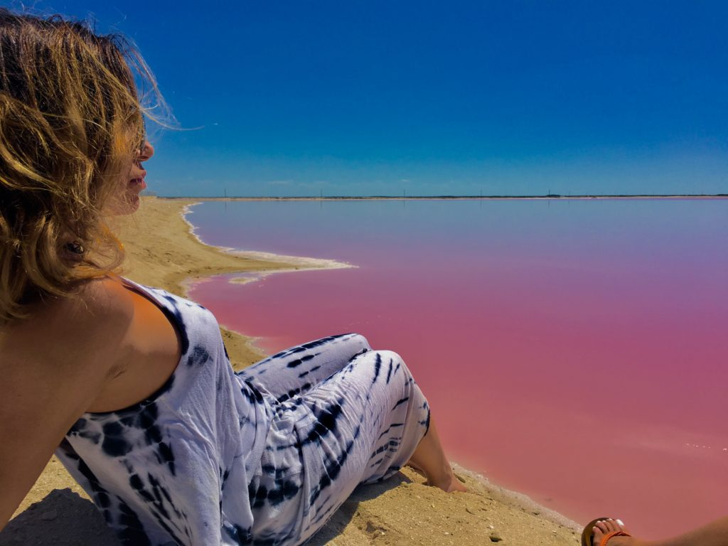 How to Get to the Pink Sea, Mexico
