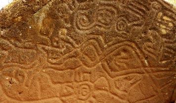 Adventures on Ometepe Island, Petroglyphs