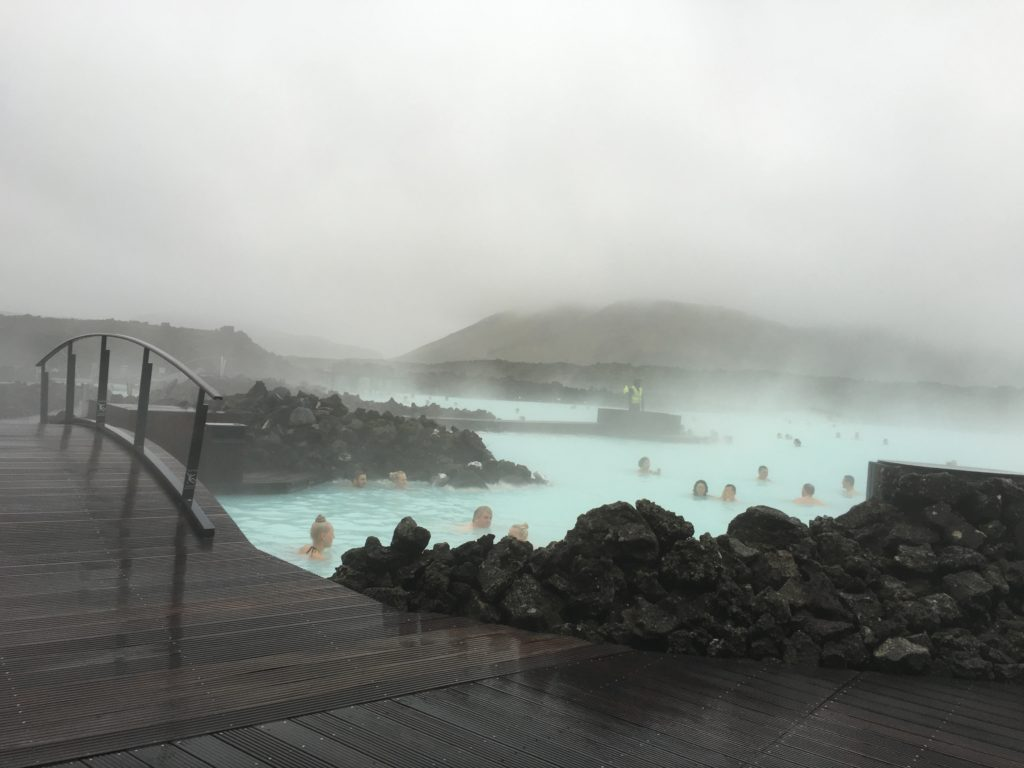 A Day at the Blue Lagoon in Iceland, Girl Who Travels the World