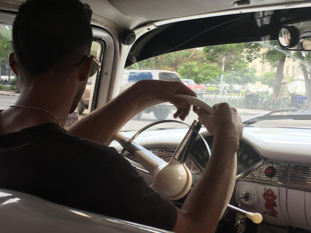 Cuba Playlist, Riding thru Havana