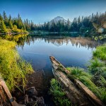 Great Oregon Hikes, Mirror Lake