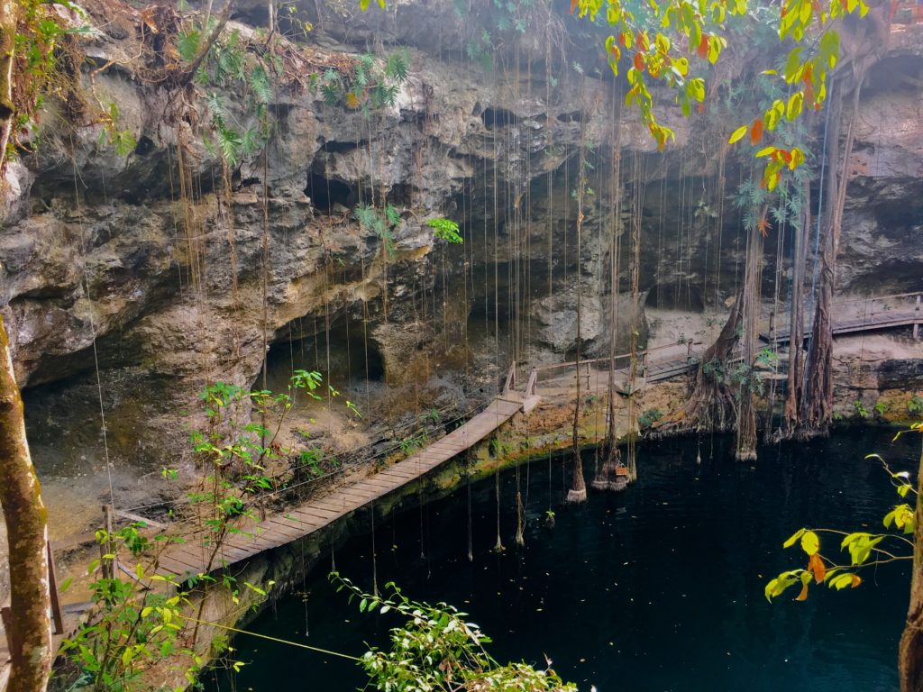 Best Cenotes Yucatan, Cenote X'Canche, Girl Who Travels the World