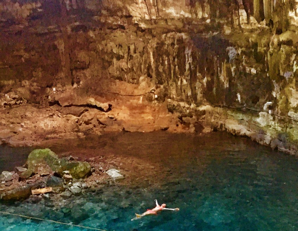 Best Cenotes Yucatan, Cenote Dzintup, Girl Who Travels the World
