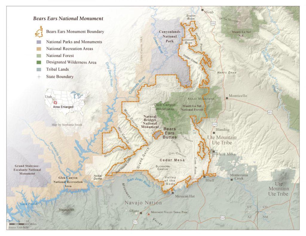 National Monuments, Bears Ears