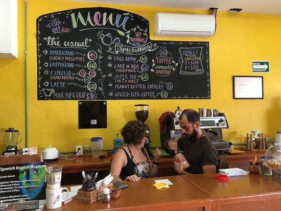 Cozumel Guide, Coz Coffee