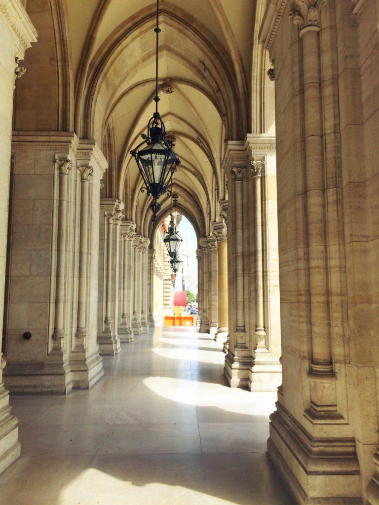 Take a Walk in Romantic Vienna