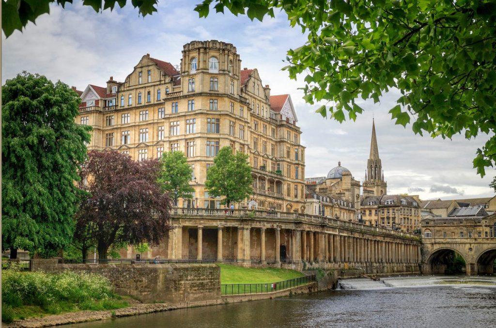 Best Bed & Breakfasts in the Cotswolds, Bath, Riverside Walk
