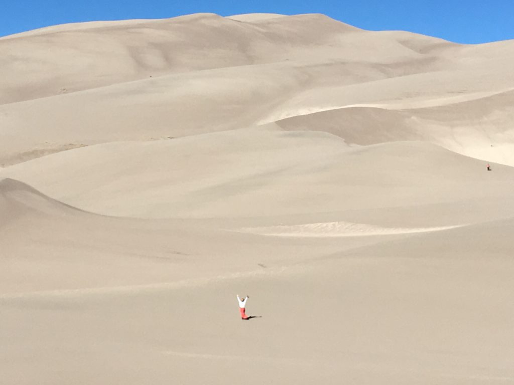 Great Sand Dunes National Park, Girl Who Travels the World