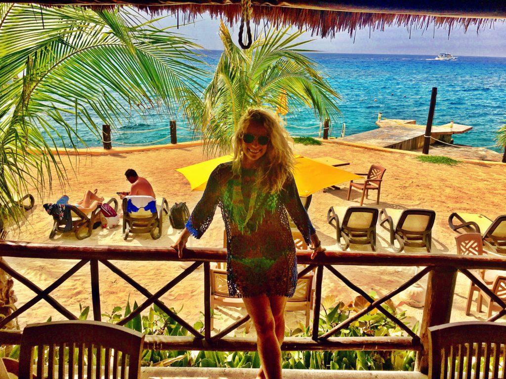 Best Snorkel Spots in Cozumel, Girl Who Travels the World