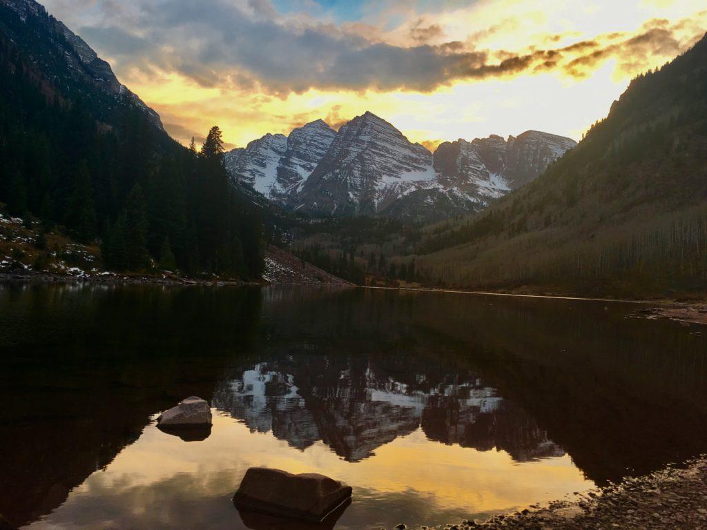 The Perfect Fall Colorado Road Trip
