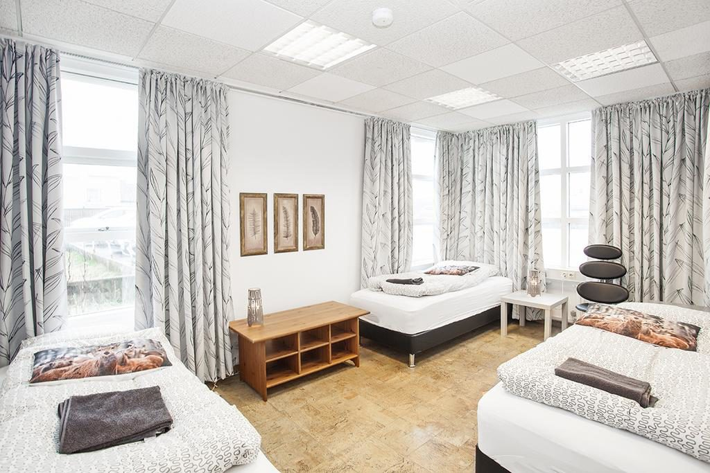 Best Budget Accommodations in Iceland, BGB Guesthouse, Keflavik