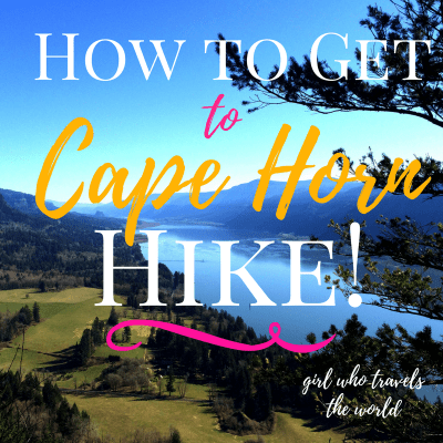 How to Get to Cape Horn Hike in Washington