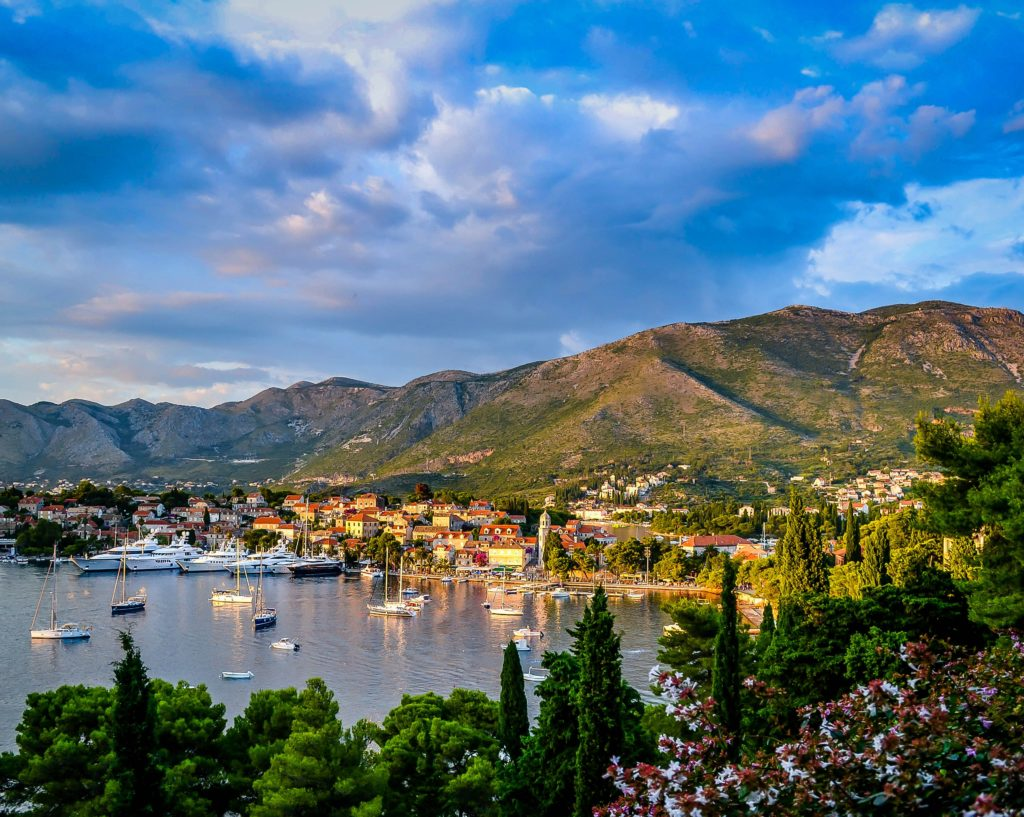 Ultimate Girl's Guide to Croatia Travel, Girl Who Travels the World, Cavtat, Croatia