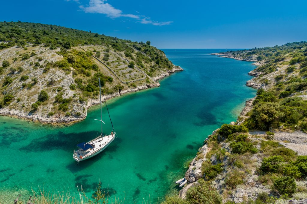 Ultimate Girl's Guide to Croatia Travel, Girl Who Travels the World, Trogir, Croatia