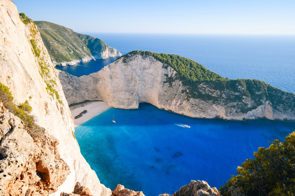 Photos to Inspire Your Greek Islands Trip, Girl Who Travels the World, Navagio Beach