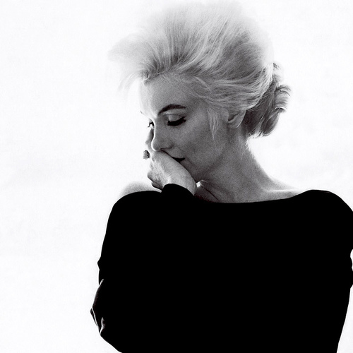 The Last Months of Marilyn Monroe's Life, Girl Who Travels the World, Marilyn Vogue, Bert Stern